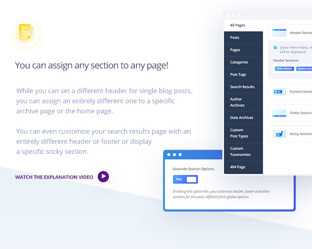 Smart Sections Theme Builder - WPBakery Page Builder Addon - 7